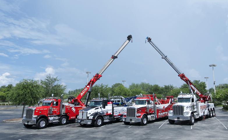 Guardian Heavy-Duty Fleet