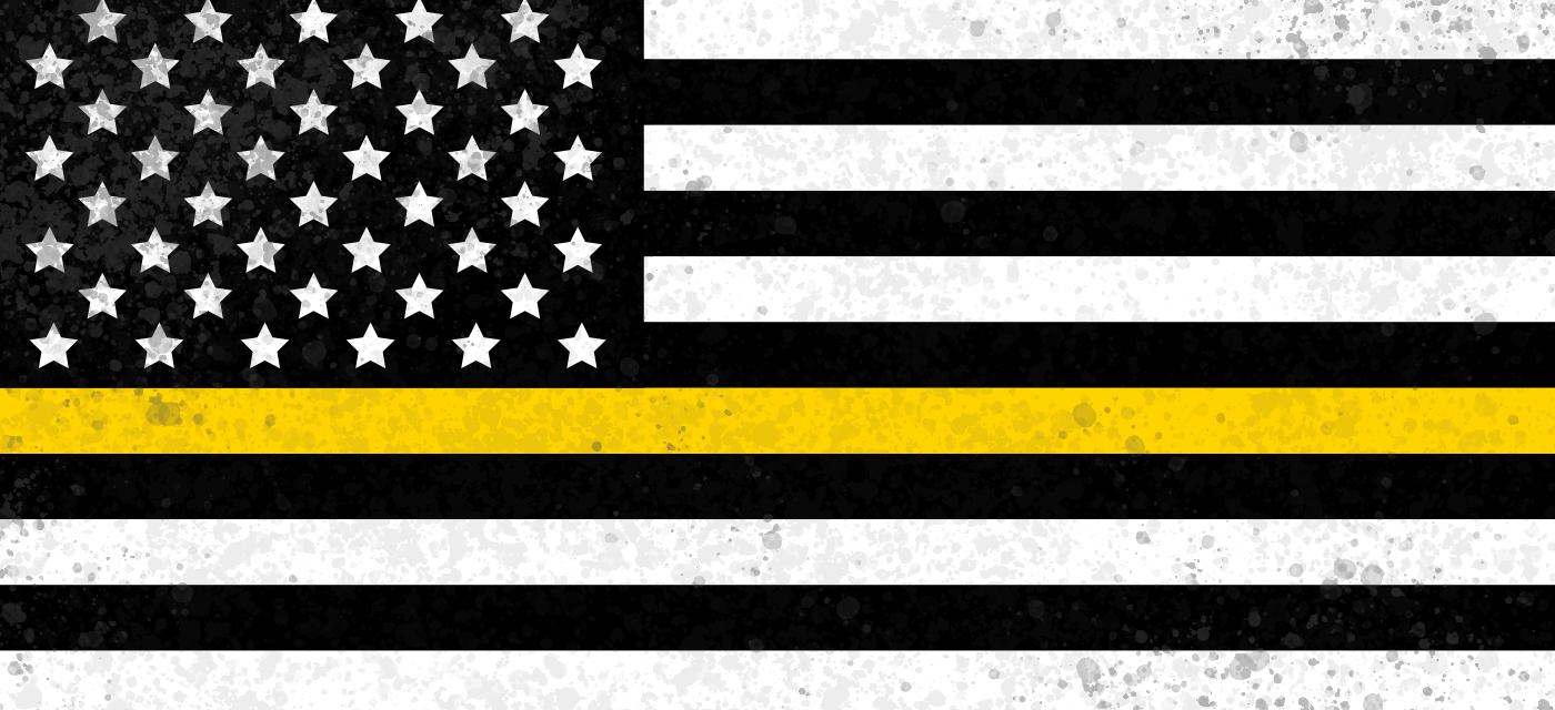 Tow Lives Matter Flag